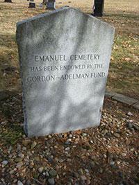 Emanuel marker