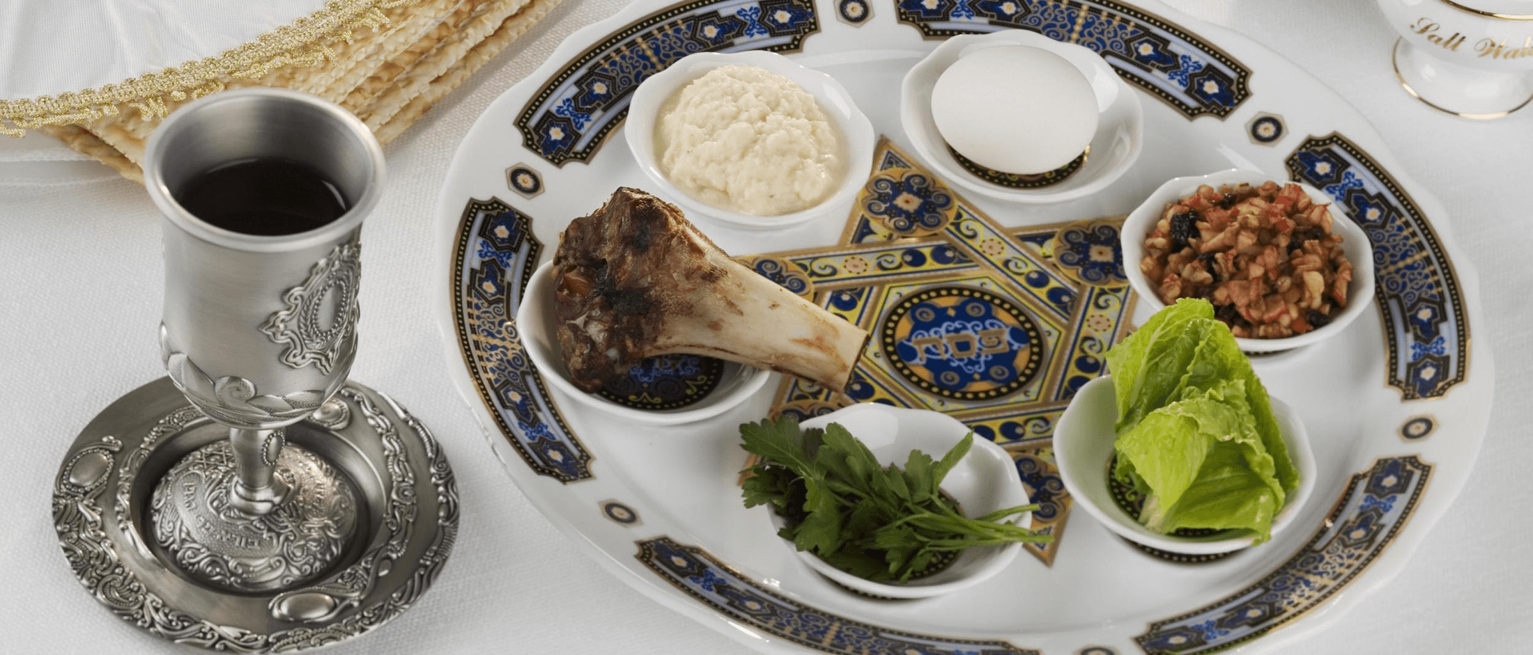 Temple Passover Seder 2019 - Make your reservation today